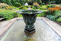 Sweden. The Gothenburg Botanical Garden.