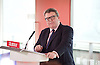 Tom Watson speech and Q&amp;A on the threat to open government - and why it matters <br /> at The Royal Festival Hall, Southbank, London, Great Britain <br /> 18th December 2015 <br /> <br /> Tom Watson MP <br /> Deputy Leader Labour Party  <br /> <br /> Photograph by Elliott Franks <br /> Image licensed to Elliott Franks Photography Services