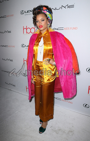 19 February 2017 - Hollywood, California - Andra Day. 3rd Annual Hollywood Beauty Awards held at Avalon Hollywood. Photo Credit: AdMedia