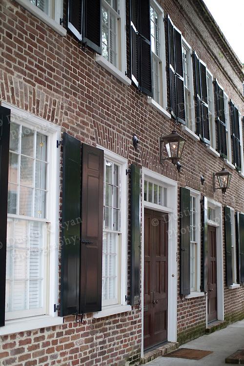 23 state street charleston SC Historic Brick Home