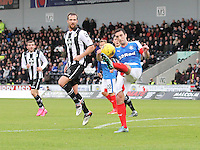 St Mirren v Rangers 251015