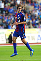 Mike Havenaar (Ventforet), NOVEMBER 3, 2011 - Football / Soccer : 2011 J.League Division 1 match between between Ventforet Kofu 1-2 Yokohama F Marinos at Yamanashi Chuo Bank Stadium in Yamanashi, Japan. (Photo by AFLO)