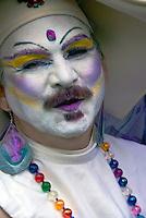 LA Pride 2011 Participant, Dresed as Nun