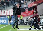 Fussball Bundesliga 2010/11, 18. Spieltag: Eintracht Frankfurt - Hannover 96