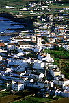 Praia do Victoria on Terceira, Azores. Far out in the Atlantic Ocean, some 850 miles off the western coast of Lisbon, Portugal lies the 425-mile long archipelago of the Azores. (Jim Bryant Photo)....