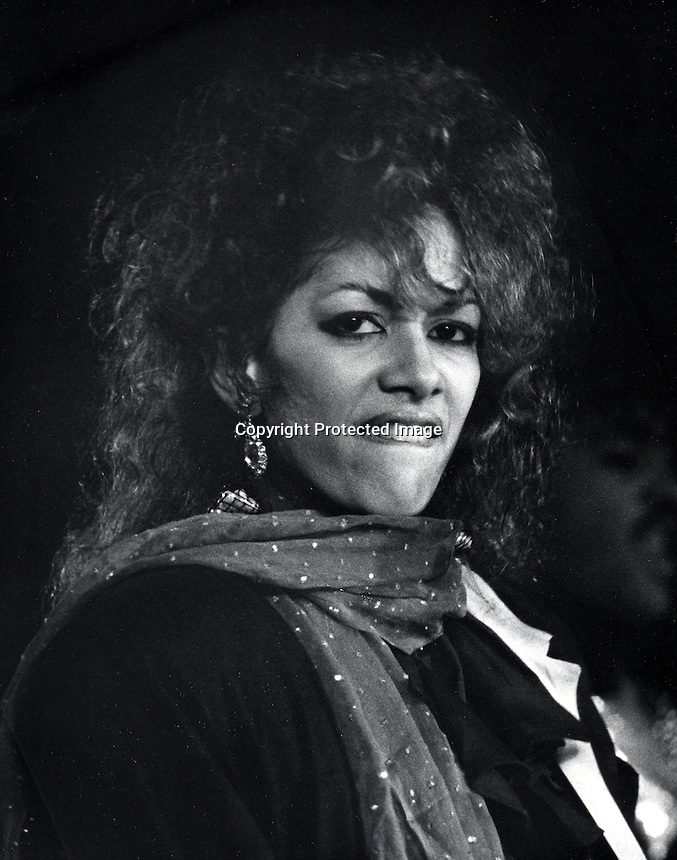 Singer Shiela E. (1984)<br />