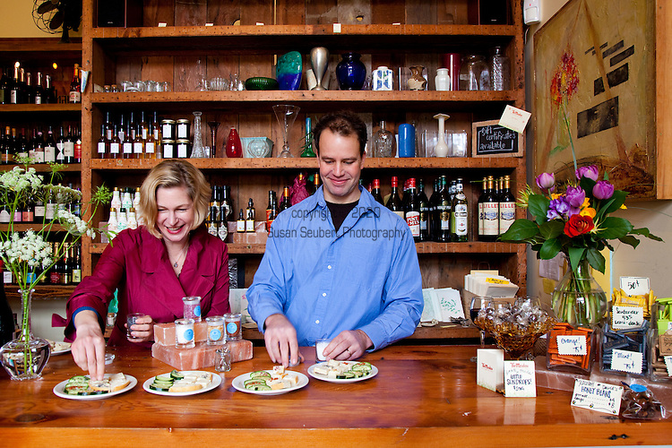 The Meadow, a salt shop in the North Mississippi neighborhood of Portland, Oregon