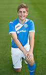 St Johnstone Academy Under 17&rsquo;s&hellip;2016-17<br />Shaun Struthers<br />Picture by Graeme Hart.<br />Copyright Perthshire Picture Agency<br />Tel: 01738 623350  Mobile: 07990 594431