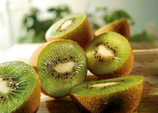 Kiwifruit Tropical Fruit Food Photography, pictures & images
