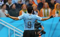 Uruguay's Luiz Suarez