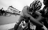 Paris-Roubaix 2012 ..dead tired
