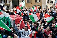 Manifestazione dei Forconi a Roma, 3° giorno