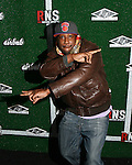 "Hip Hop Artist Keith Murray Attends Airbnb & Roc Nation Sports ""Roc Nation Sports Celebration"" Held at The 40/40 Club NY"