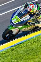 Dominique Aegerter qualifying laps