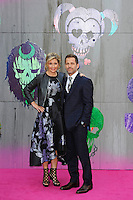 LONDON, ENGLAND - AUGUST 3: Deborah Snyder and Zack Snyder attending the 'Suicide Squad' European Premiere at Odeon Cinema, Leicester Square on August 3, 2016 in London, England.<br /> CAP/MAR<br /> &copy;MAR/Capital Pictures /MediaPunch ***NORTH AND SOUTH AMERICAS ONLY***