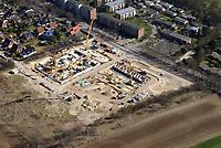 Haempten Neubaugebiet: EUROPA, DEUTSCHLAND, HAMBURG, (GERMANY), 27.03.2016: Haempten Neubaugebiet