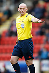 St Johnstone v Dundee United...26.09.15  SPFL   McDiarmid Park, Perth<br /> Referee Bobby Madden<br /> Picture by Graeme Hart.<br /> Copyright Perthshire Picture Agency<br /> Tel: 01738 623350  Mobile: 07990 594431
