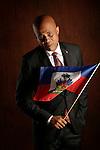Haitian President Michel 'Sweet Micky' Martelly.