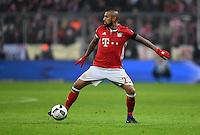 Fussball  1. Bundesliga  Saison 2016/2017  16. Spieltag  FC Bayern Muenchen - RB Leipzig        21.12.2016 Arturo Vidal (FC Bayern Muenchen)
