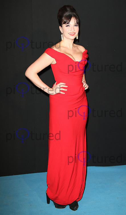 Gizzi Erskine Grey Goose Winter Ball to benefit the Elton John AIDS Foundation, Battersea Evolution, London, UK, 29 October 2011:  Contact: Rich@Piqtured.com +44(0)7941 079620 (Picture by Richard Goldschmidt)