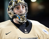 Cole Bruns (Army - 30) - The Bentley University Falcons defeated the Army West Point Black Knights 3-1 (EN) on Thursday, January 5, 2017, at Fenway Park in Boston, Massachusetts.The Bentley University Falcons defeated the Army West Point Black Knights 3-1 (EN) on Thursday, January 5, 2017, at Fenway Park in Boston, Massachusetts.