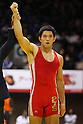 Tsutomu Fujimura, December 23, 2011 - Wrestling : All Japan Wrestling Championship, Men's Greco-Roman Style -66kg Final at 2nd Yoyogi Gymnasium, Tokyo, Japan. (Photo by Daiju Kitamura/AFLO SPORT) [1045]