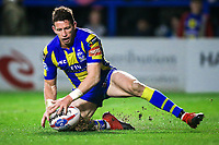 Picture by Alex Whitehead/SWpix.com - 09/03/2017 - Rugby League - Betfred Super League - Warrington Wolves v Wigan Warriors - Halliwell Jones Stadium, Warrington, England - Warrington's Kurt Gidley.