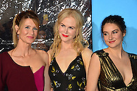 Laura Dern &amp; Nicole Kidman &amp; Shailene Woodley at the premiere for HBO's &quot;Big Little Lies&quot; at the TCL Chinese Theatre, Hollywood. Los Angeles, USA 07 February  2017<br /> Picture: Paul Smith/Featureflash/SilverHub 0208 004 5359 sales@silverhubmedia.com