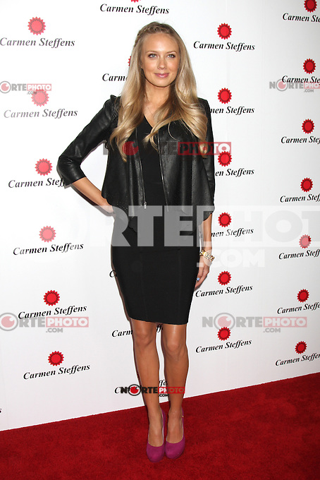 HOLLYWOOD, CA - AUGUST 02: Melissa Ordway at the Carmen Steffens U.S. west coast flagship store opening at Hollywood &amp; Highland Center on August 2, 2012 in Hollywood, California. &copy;&nbsp;mpi26/ MediaPunch Inc. /NortePhoto.com<br />