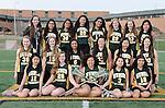 4-29-15, Huron High School girl's junior varsity lacrosse team