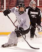 Kasper Björkqvist (PC - 20) - The Providence College Friars practiced at Fenway on Friday, January 6, 2017, in Boston, Massachusetts.