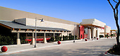 Architectural photography of a new Target superstore in Cedar Park, Texas, close to Austin.