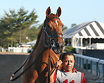 Monmouth Park Horses 2015