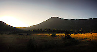 Hope Valley sunrise