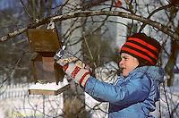 Bird Feeder Care