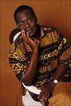 Nimrod, Tchadian writer.