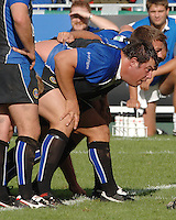 20,05/06 Powergen Cup Bath Rugby vs Bristol Rugby, Duncan Bell. Bath, ENGLAND, 01.10.2005   © Peter Spurrier/Intersport Images - email images@intersport-images..