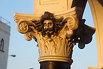 Column in Venice Beach, CA