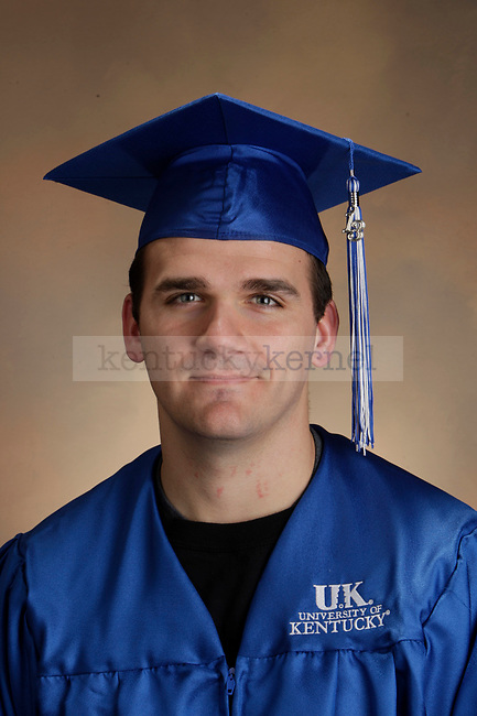 McKeever, Matthew photographed during the Feb/Mar, 2013, Grad Salute in Lexington, Ky.