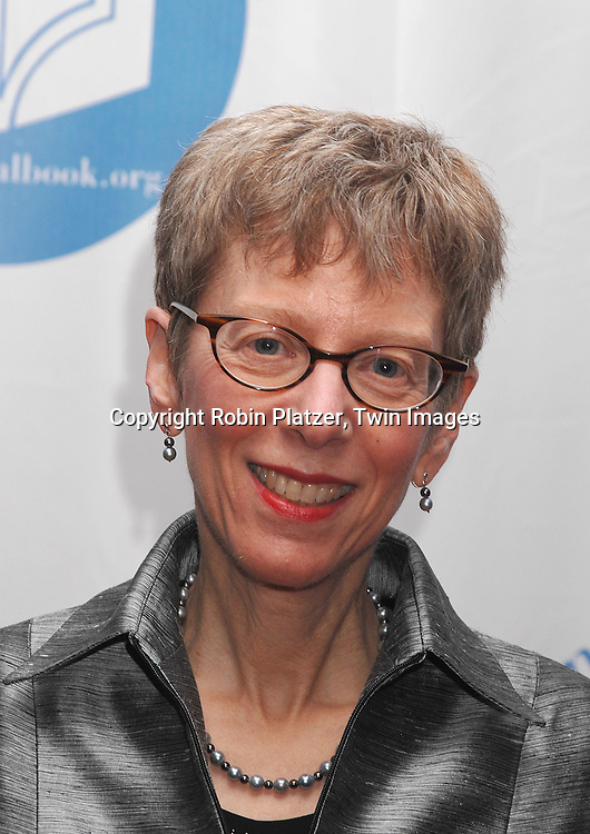 Terry Gross..at The National Book Awards on November 14, 2007 at ..the Marriott Marquis Hotel in New York, The event was hosted by Fran Lebowitz...Robin Platzer, Twin Images......