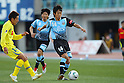 Kengo Nakamura (Frontale), MARCH 5, 2011 - Football : 2011 J.LEAGUE Division 1 between Kawasaki Frontale 2-0 Montedio Yamagata at Kawasaki Todoroki Stadium, Kanagawa, Japan. (Photo by YUTAKA/AFLO SPORT) [1040]