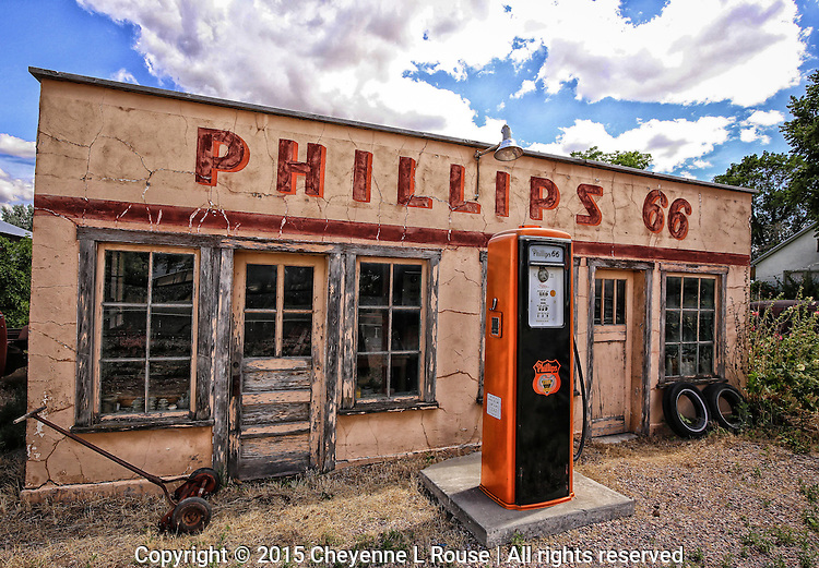 Phillips 66 Station - Utah