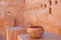 Spanish mission, Tumacacori National Historic Park, Tumacacori, Arizona
