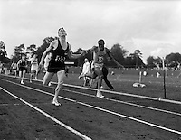 Athletics International at Santry...17.07.1961