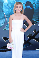 HOLLYWOOD, LOS ANGELES, CA, USA - MAY 28: G. Hannelius, Genevieve Hannelius at the World Premiere Of Disney's 'Maleficent' held at the El Capitan Theatre on May 28, 2014 in Hollywood, Los Angeles, California, United States. (Photo by Xavier Collin/Celebrity Monitor)