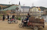 Fake Austrian Village, Hallstatt, China