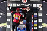 Picture by Alex Whitehead/SWpix.com 12/05/2017 -  Tour Series Round 3 Northwich - Men's Race -  Enrique Sanz - Phil Jones