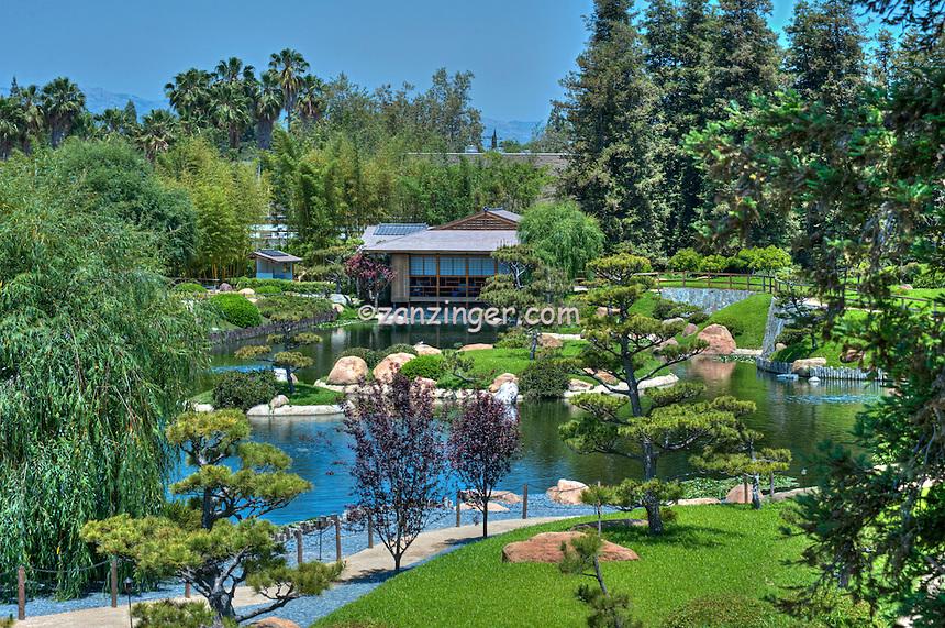 Japanese Friendship Garden Koi Ponds Balboa Park Tillman Water Reclamation Plant Van Nuys