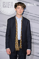 LONDON, UK. December 4, 2016: Alex Lawther at the British Independent Film Awards 2016 at Old Billingsgate, London.<br /> Picture: Steve Vas/Featureflash/SilverHub 0208 004 5359/ 07711 972644 Editors@silverhubmedia.com