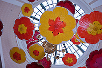 Palazzo Hotel Resort Casino Lobby Colorful Umbrellas  Las Vegas Nevada, Travel; Destination; View; Unique; Quality